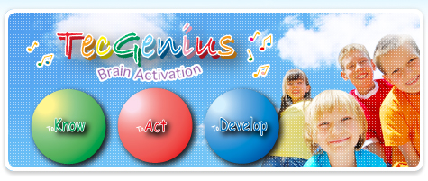 About TecGenius Brain Activation